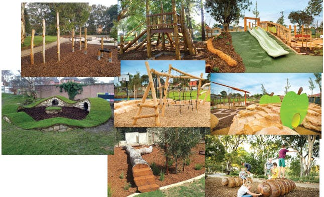Natural playspace