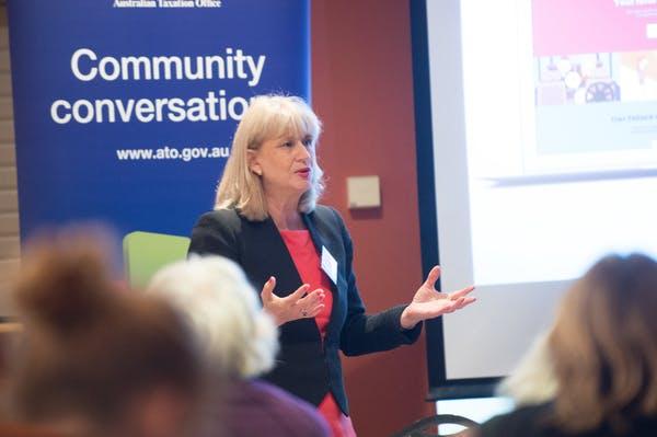 Community Conversation - Geelong