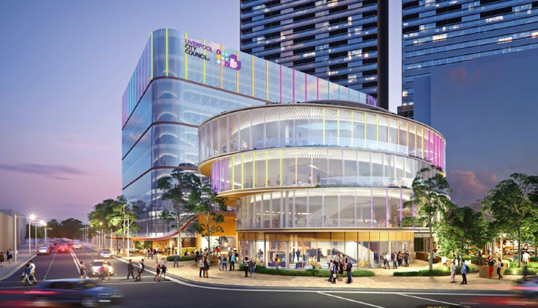 Civic place development