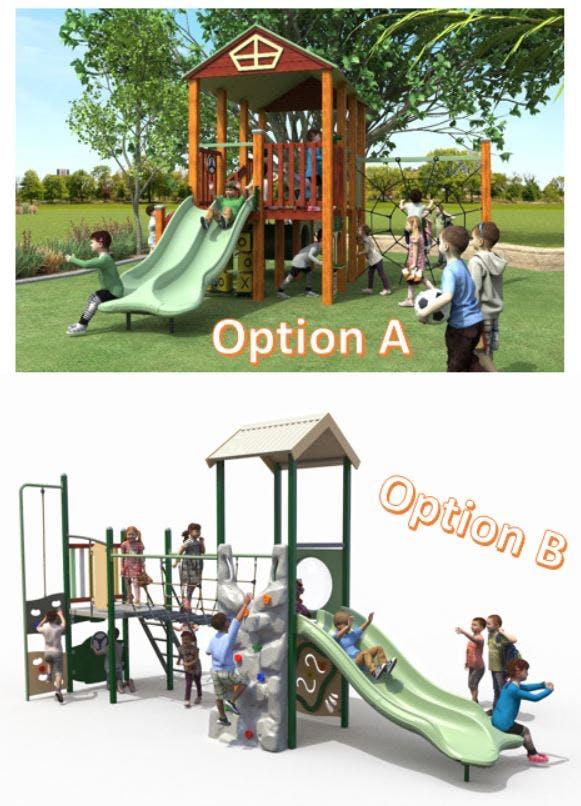 Option dalgety showground