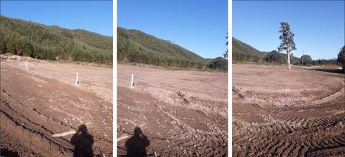 Captured: 27 August 2018 - Preparation at the effluent irrigation field