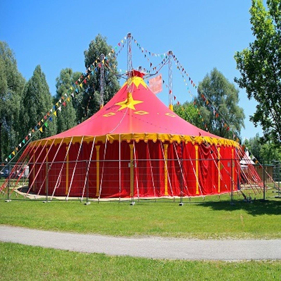 Generic circus logo