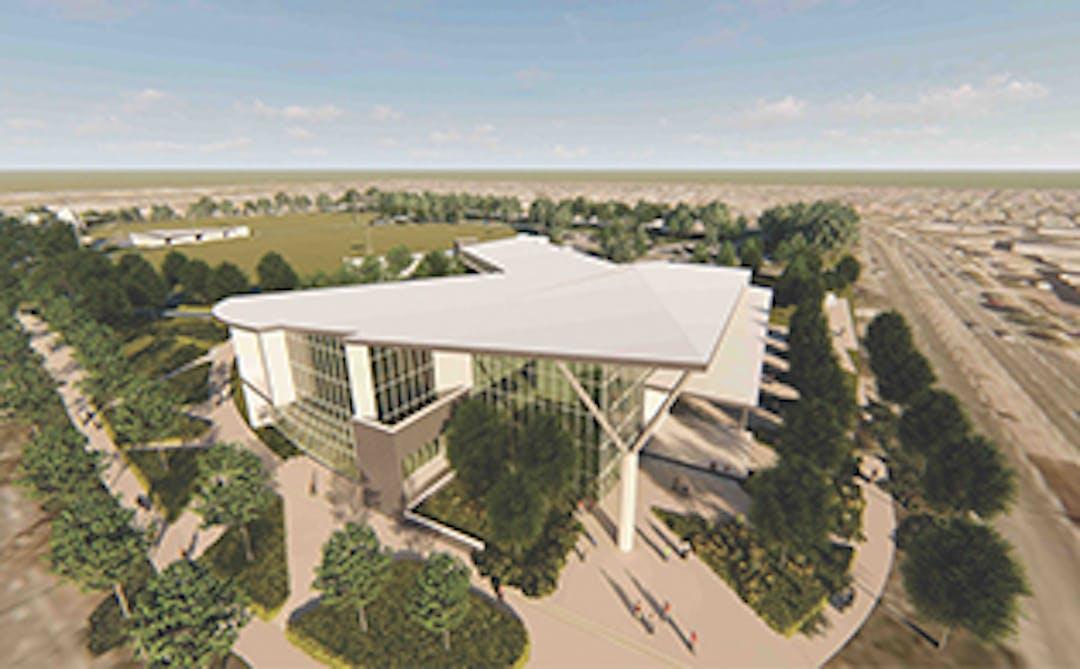 A concept plan of Cronulla Park, Slacks Creek