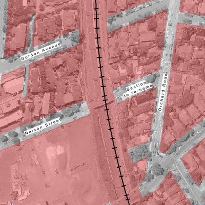 Nelson St Site Plans