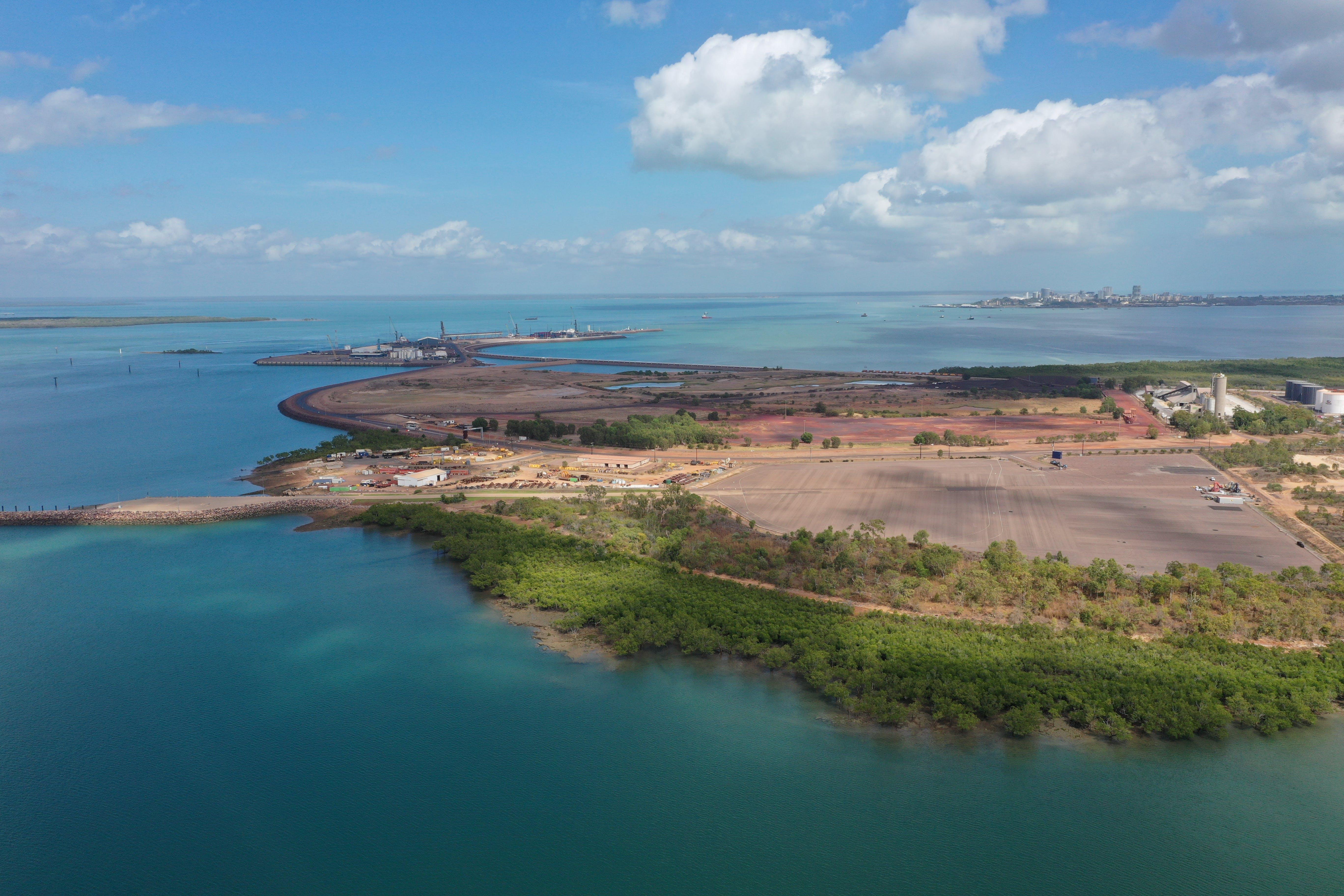Marine Industry Park, East Arm, Darwin, Northern Territory