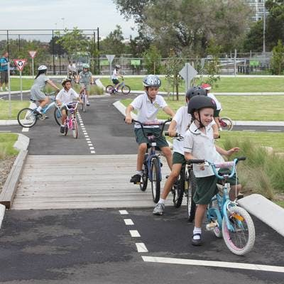 Heffron Pedal Park