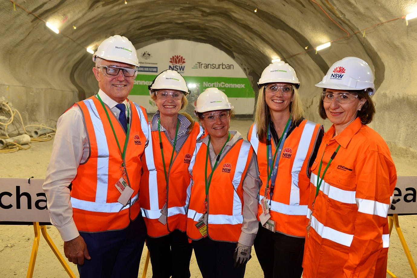 NorthConnex Tunnel Breakthrough