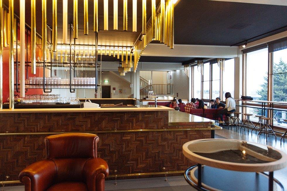 Kingston City Hill Lounge/Bar