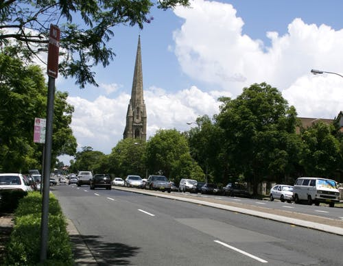 Johnstone St Annandale