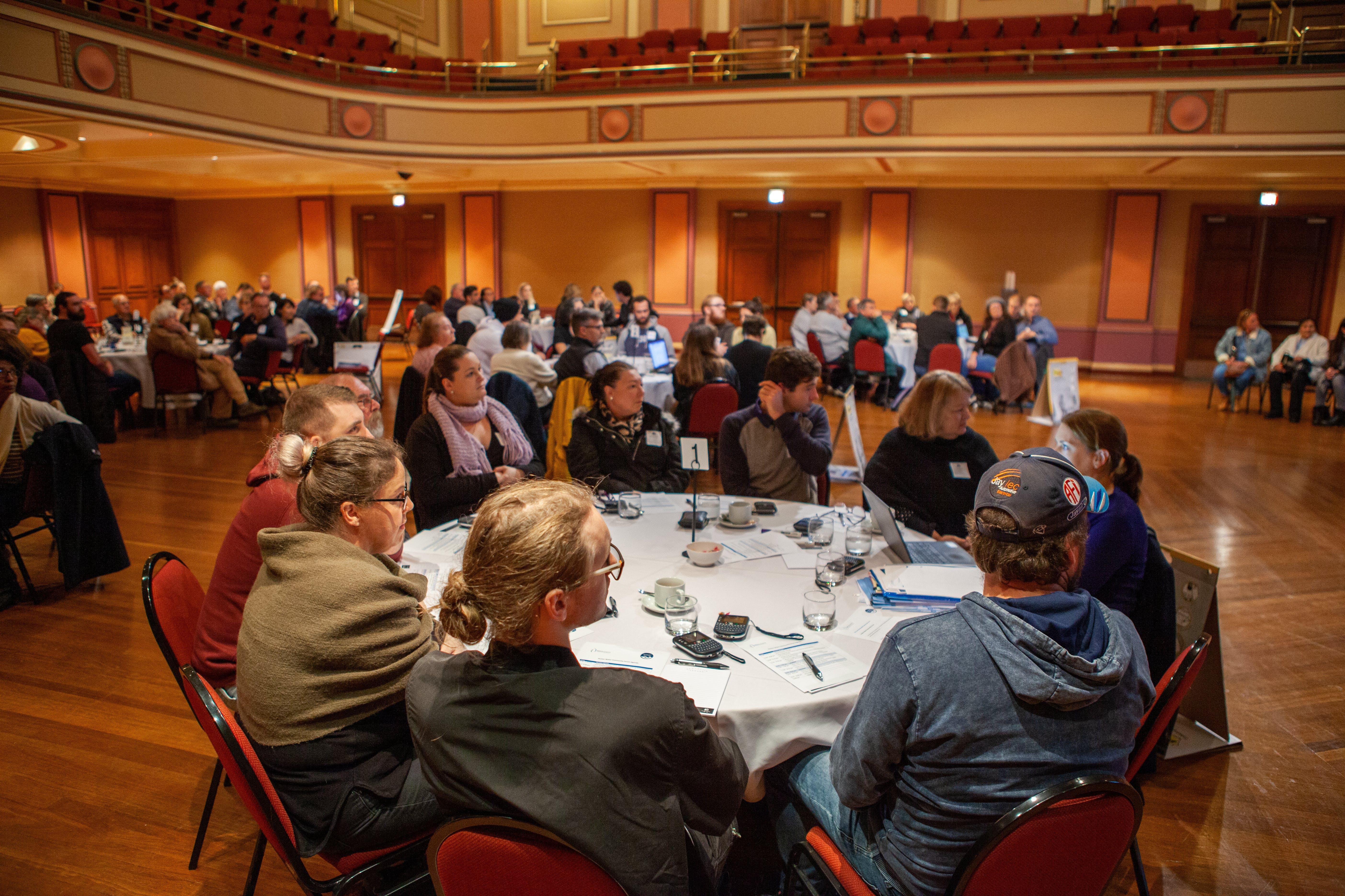 Deliberative Forum Newcastle 25 June 2019