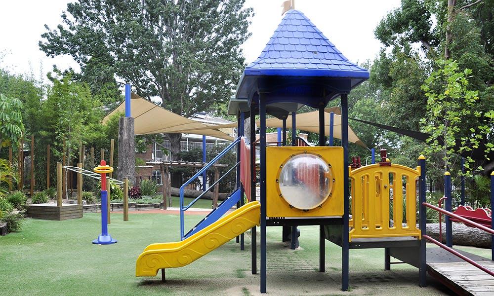 Sherbrooke playground