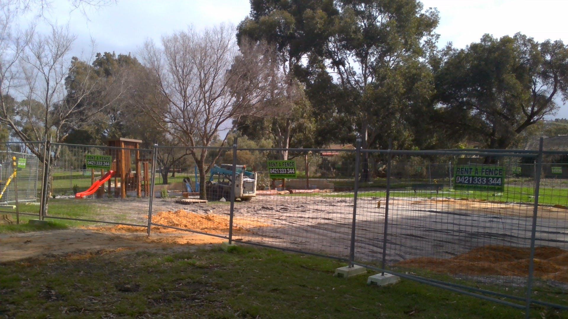 Kennon Park progress 4