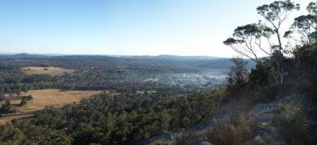Mt Jellore Lookout
