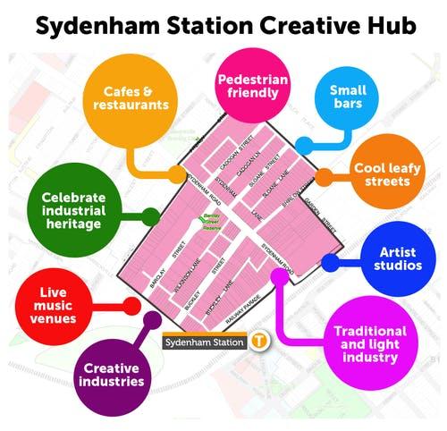 Sydenham Creative Hub