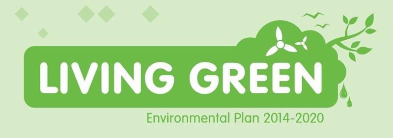Living Green Logo