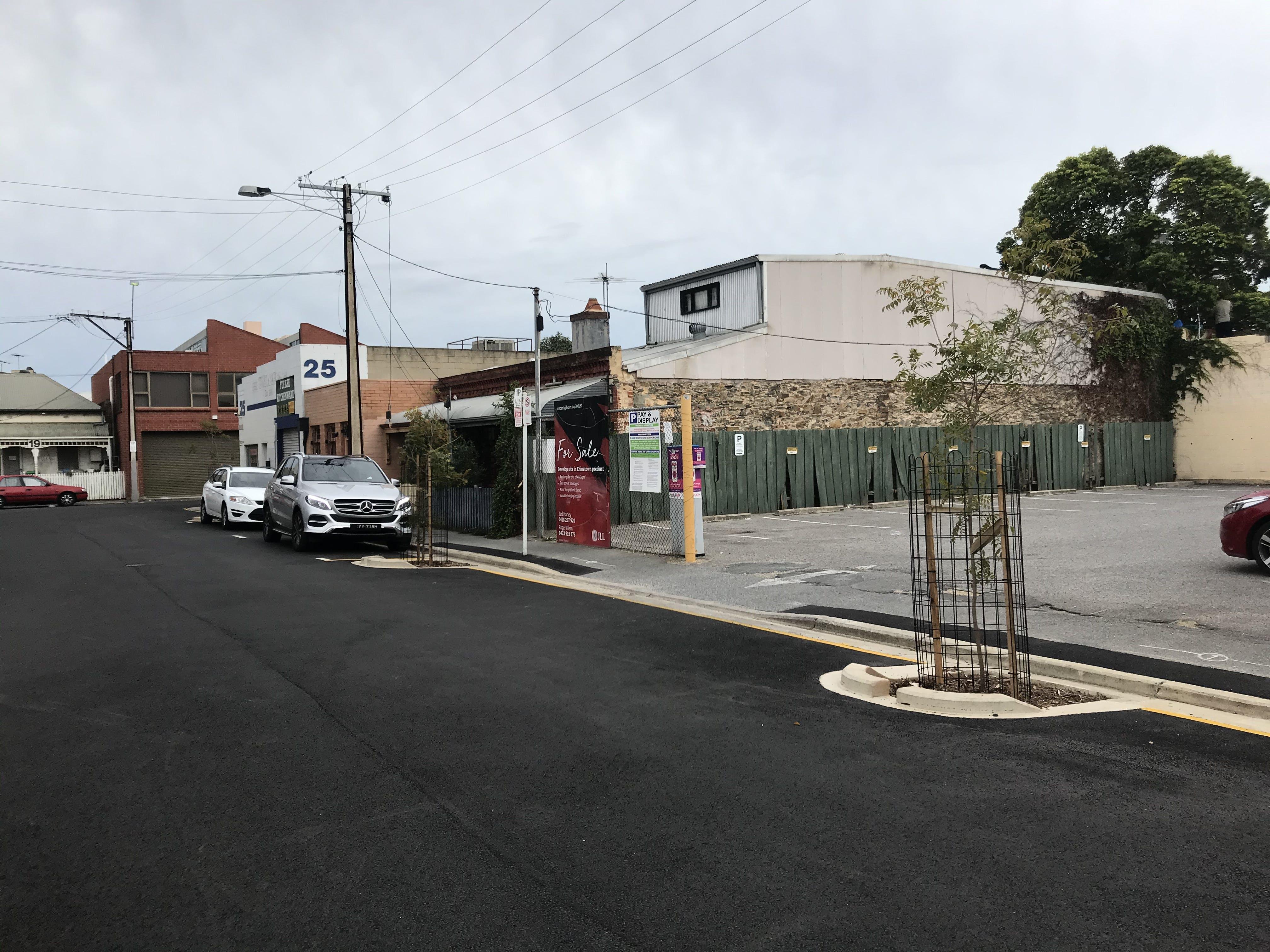 Wright Court post upgrade