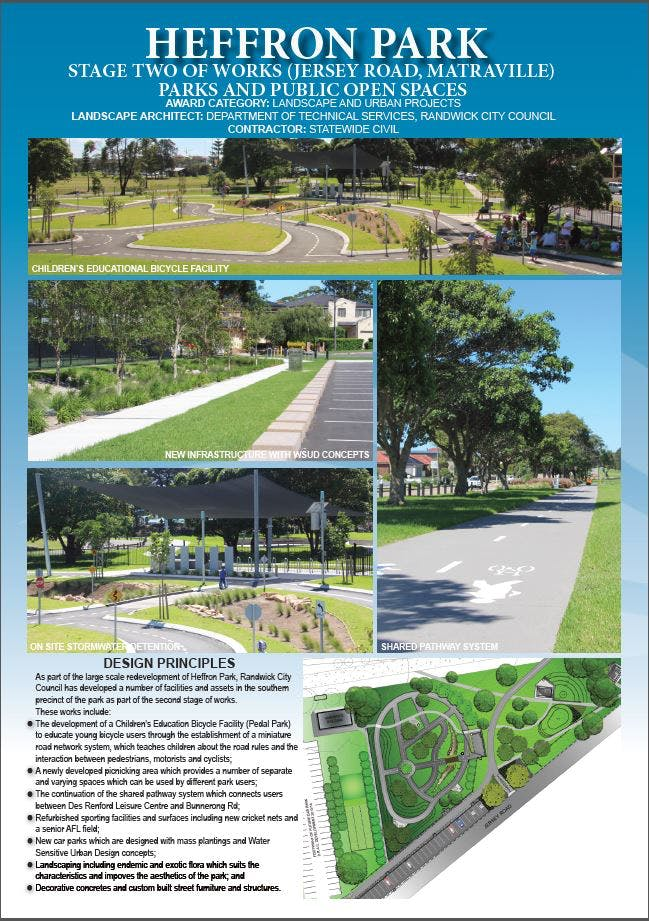 Heffron Park Stage 2 Works