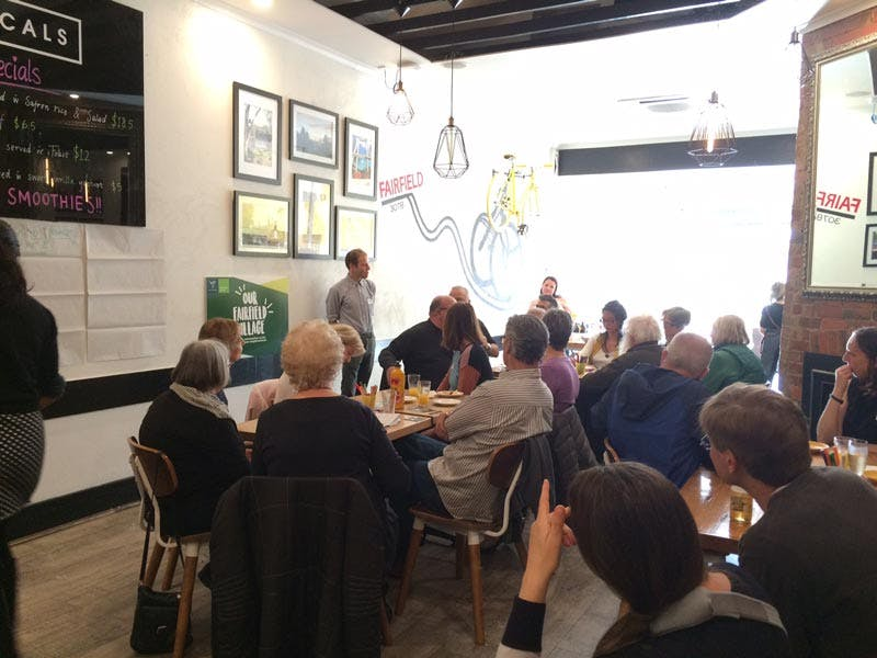 Community Workshop 15 November 2016
