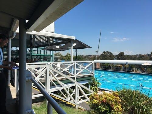 Leichhardt Park Aquatic Centre