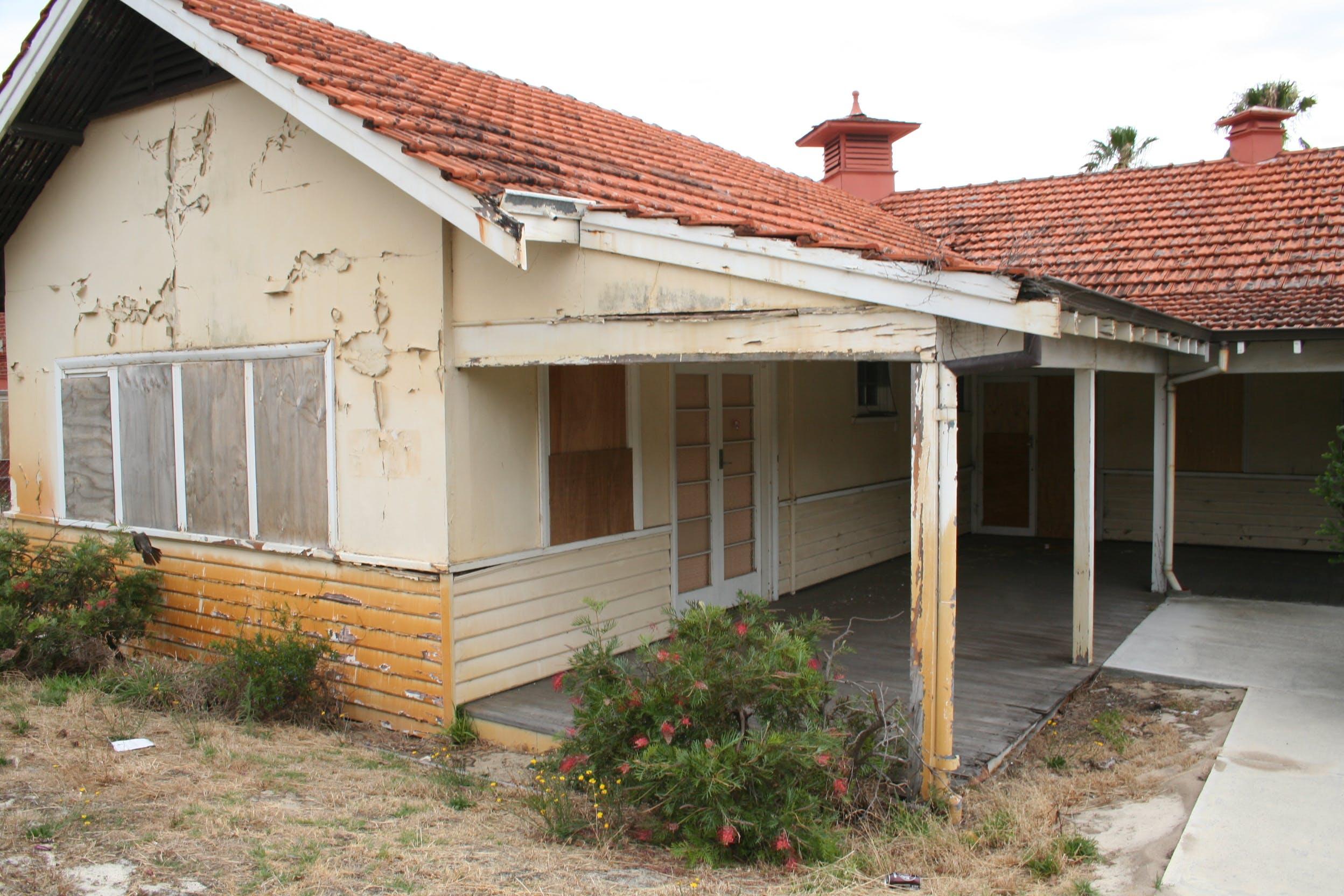 The Mildred Creak Building Present Day