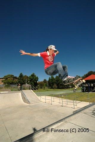 Dulwich Hill Skate Park