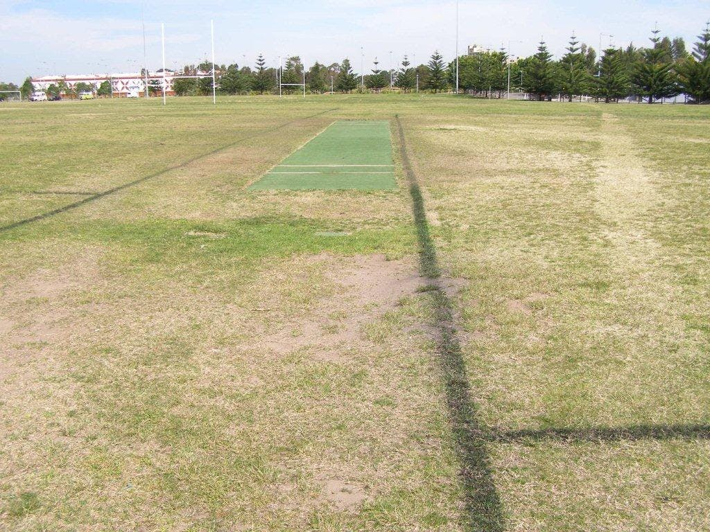 Tempe Reserve field surface