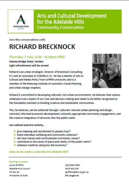 Richard Brecknock Poster