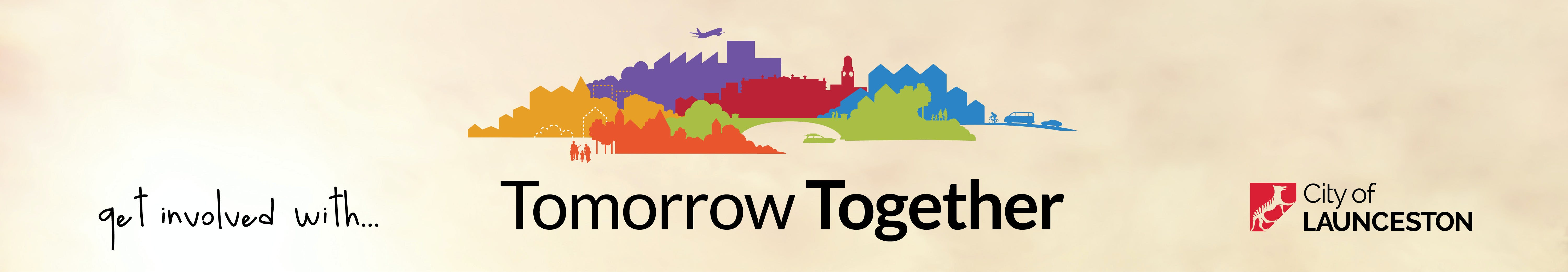 Get involved with Tomorrow Together