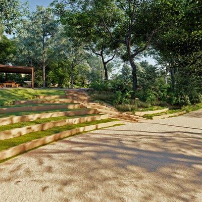 Lions Park concept