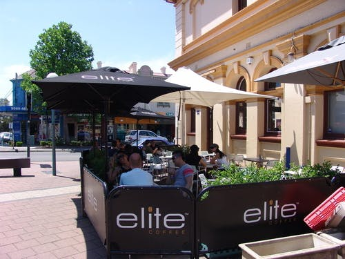 Marrickville - Post Cafe in Alex Trevallion Plaza