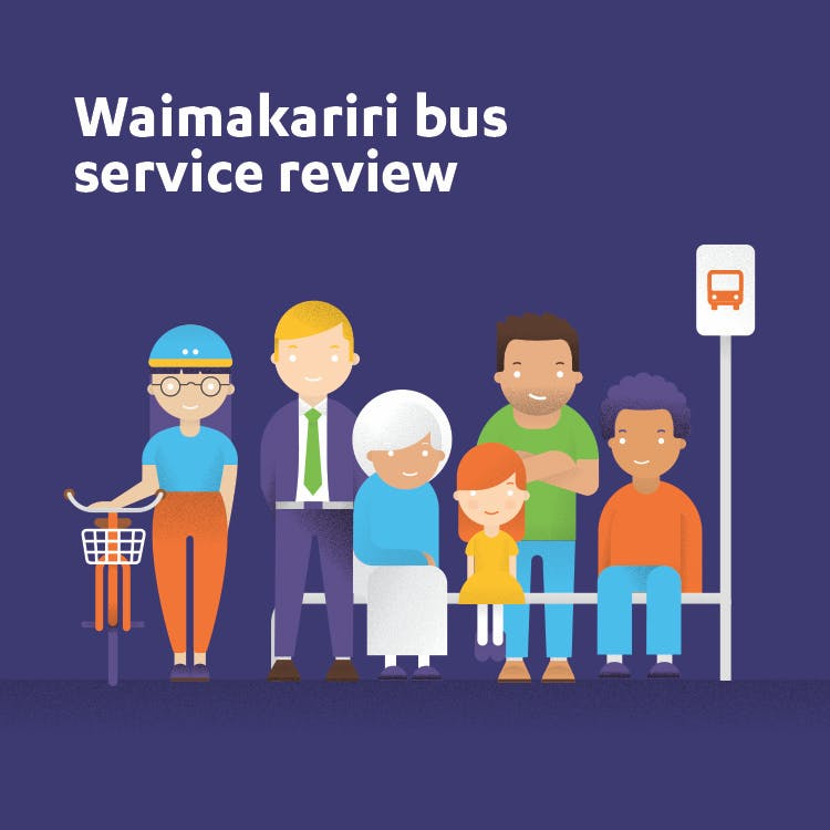 Waimakariri Bus Service Review - Updated Proposals