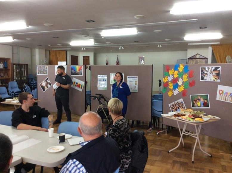 Community Inclusion Think Tank Community Meeting held 7 June