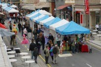 Outdoor markets example 3