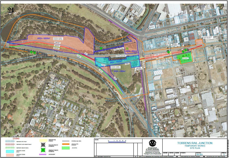 Torrens Junction Maximum Licence Plan