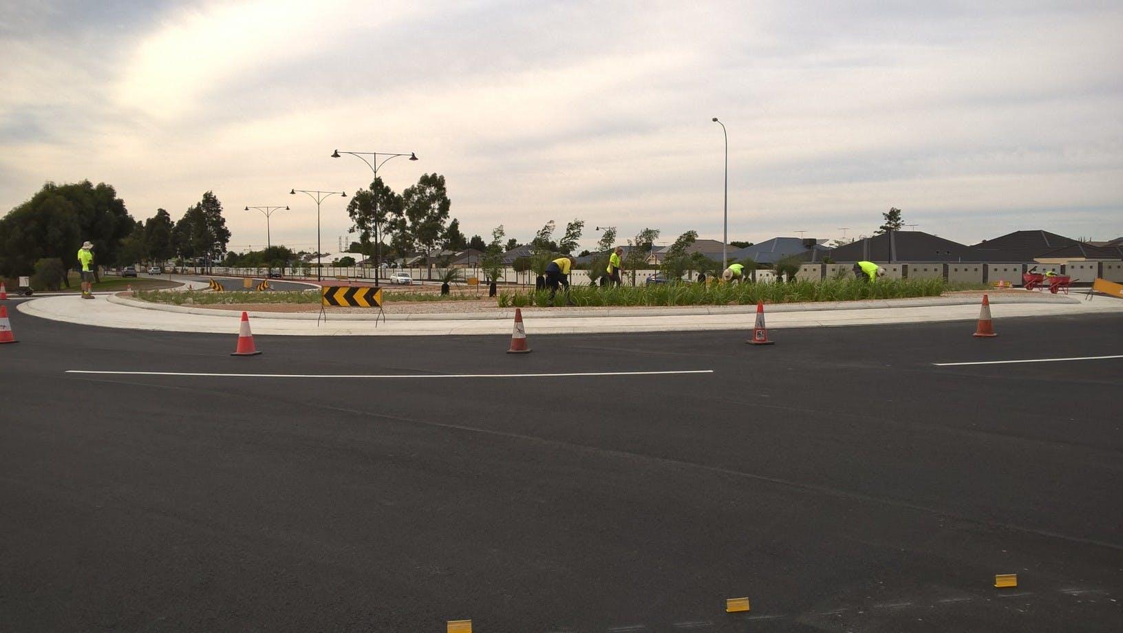 Russell Hammond roundabout