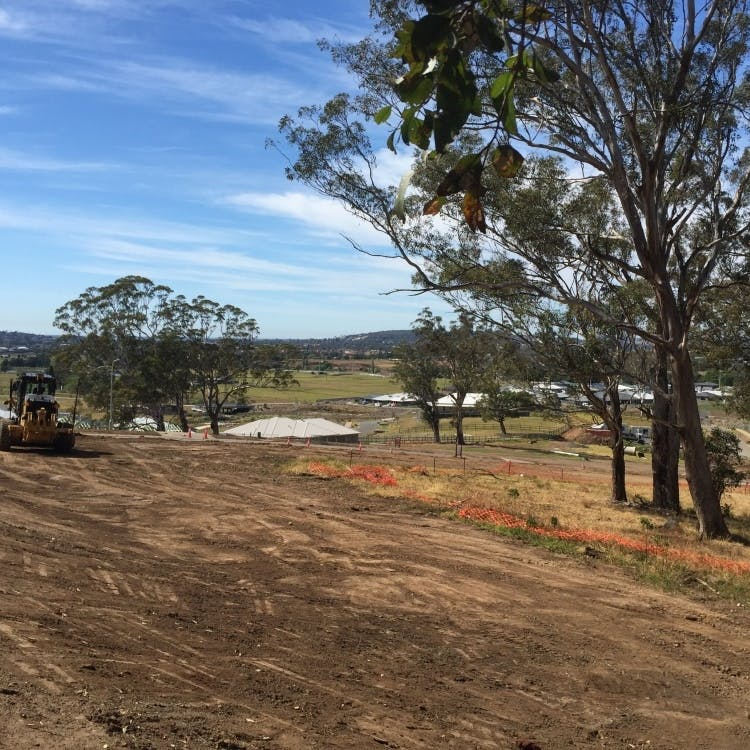 Development in Wongawilli