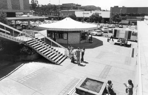 Dee Why - 1977. Courtesy Warringah Library Local Studies