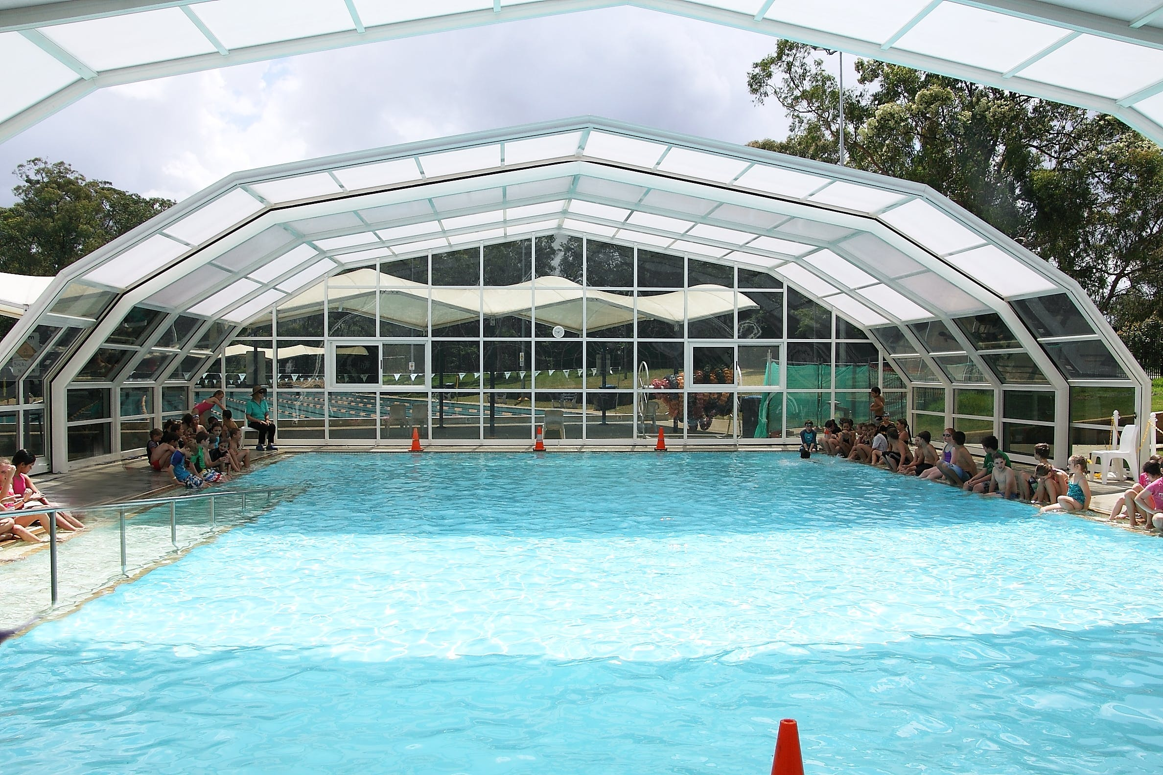 Glenbrook Swim Centre improvements