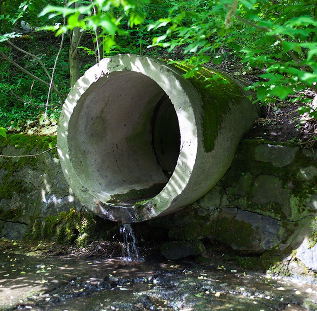 Storwater works