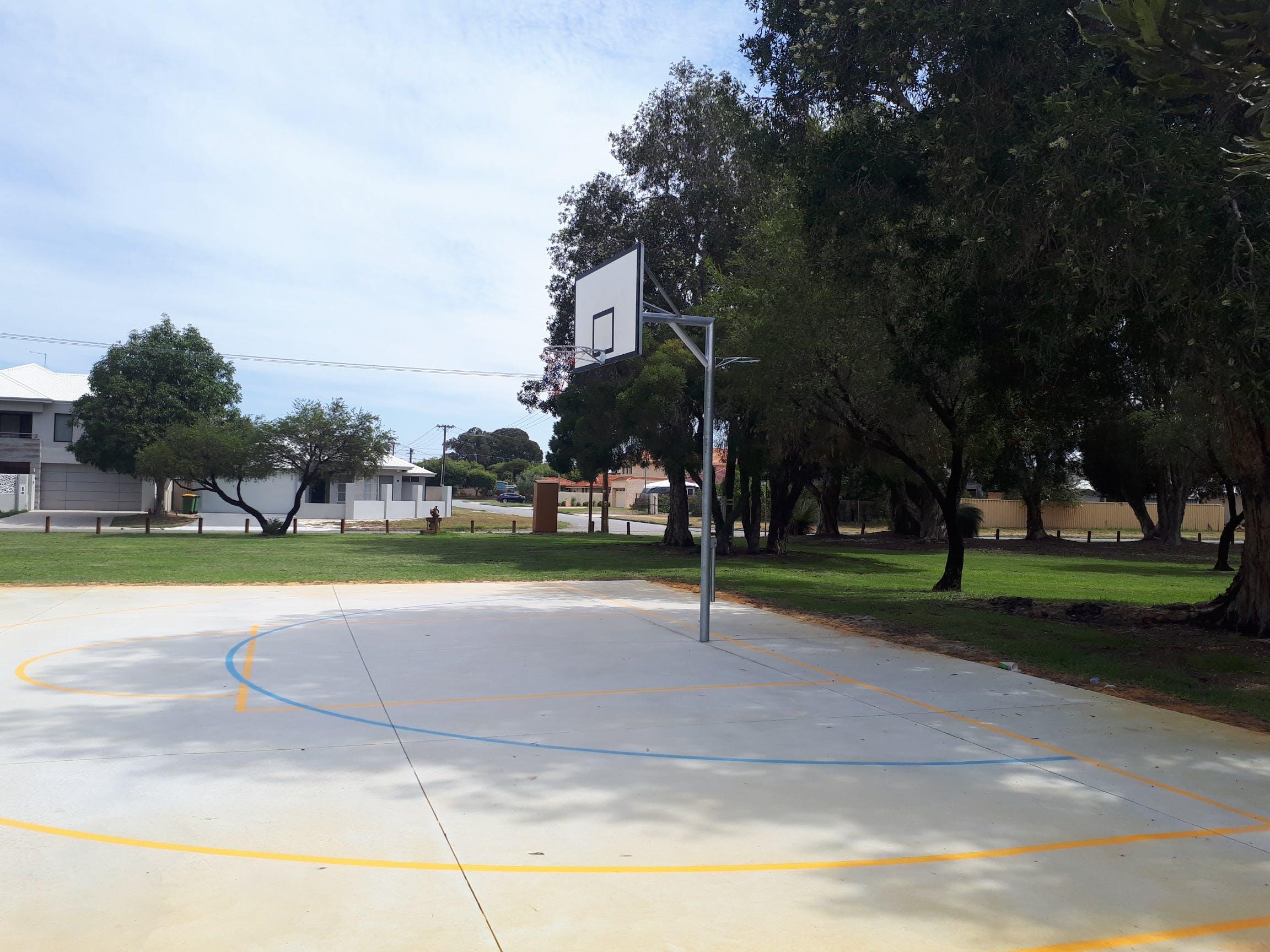 Boxhill Reserve - Basketball Court