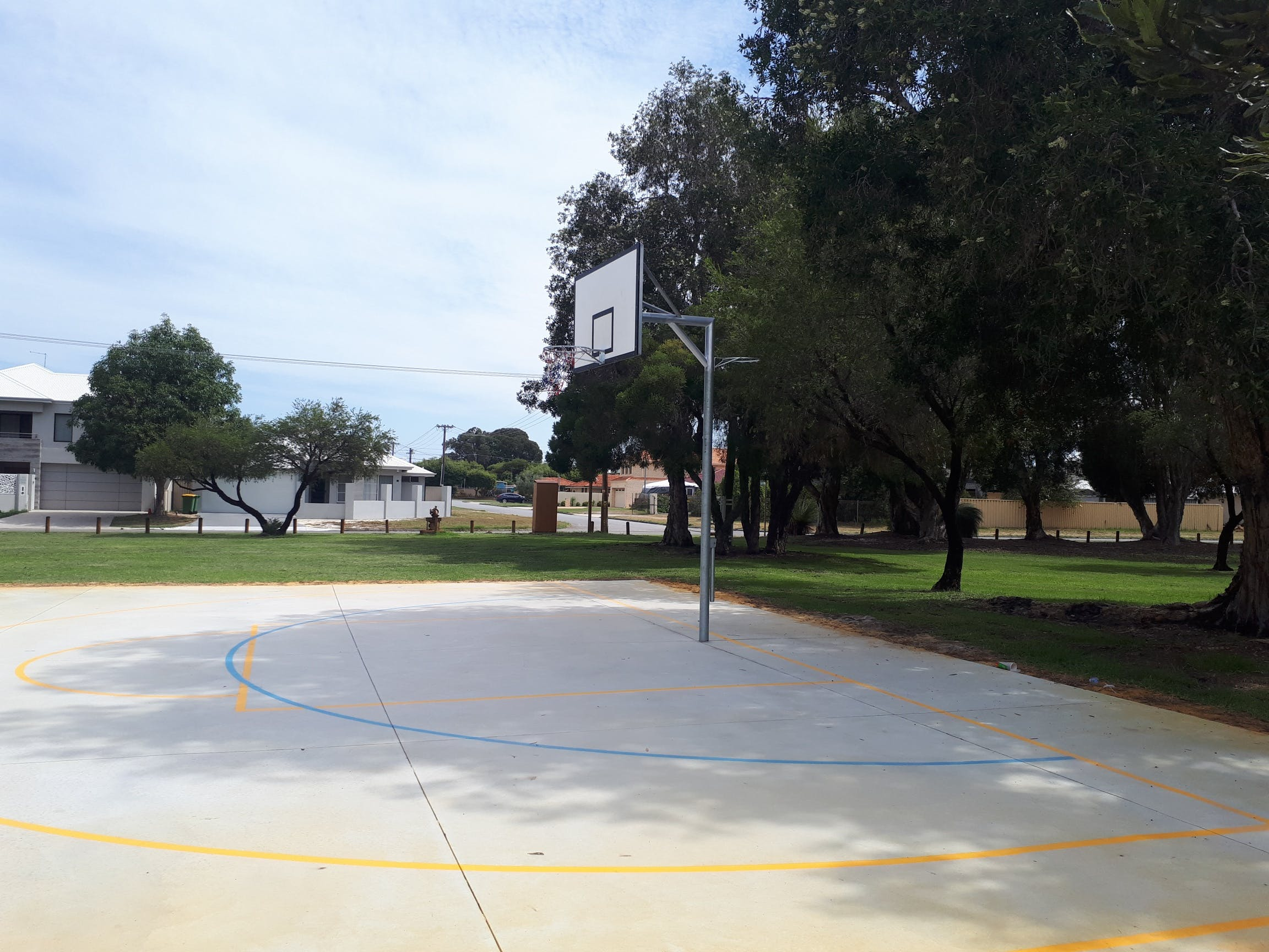 Boxhill Reserve - Basketball Court