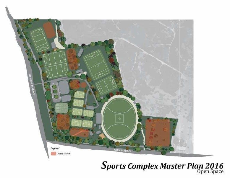New sports plan 2