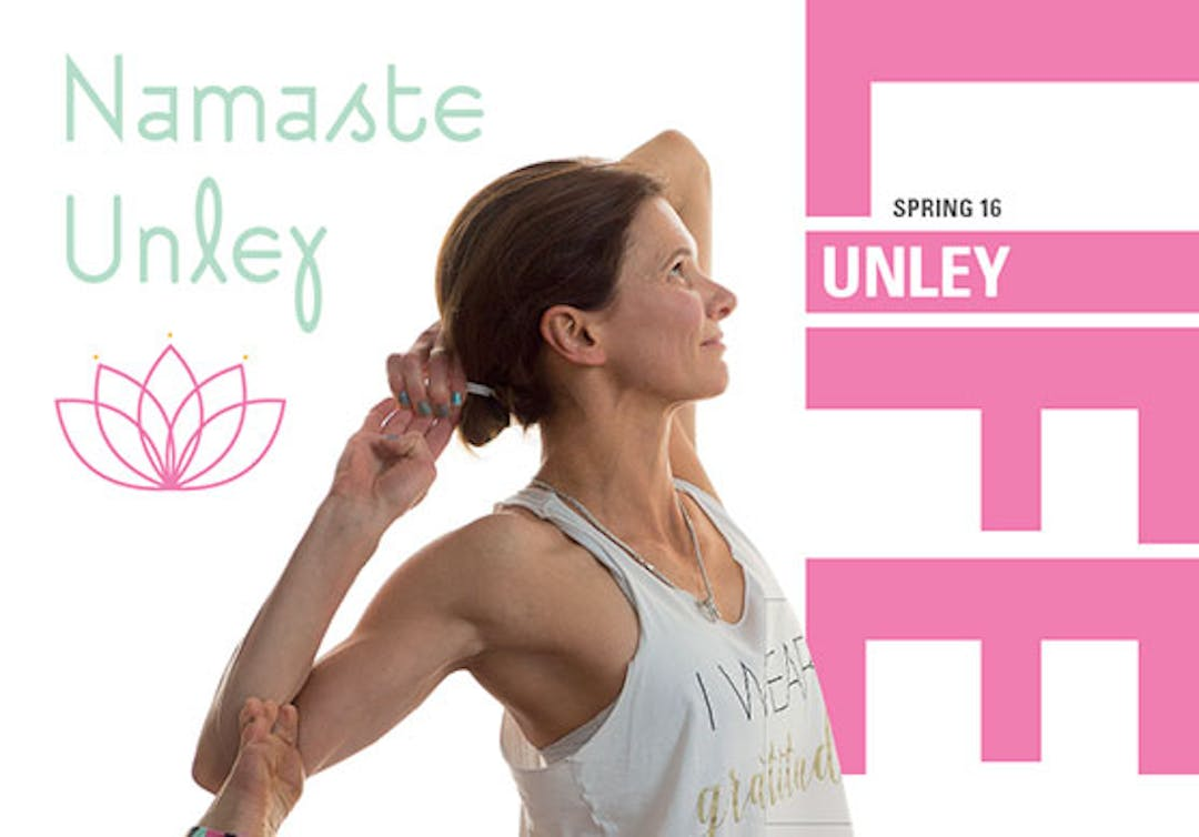 Unley life magazine cover example