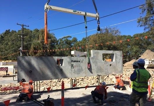 Webtile concrete slab mcpherson