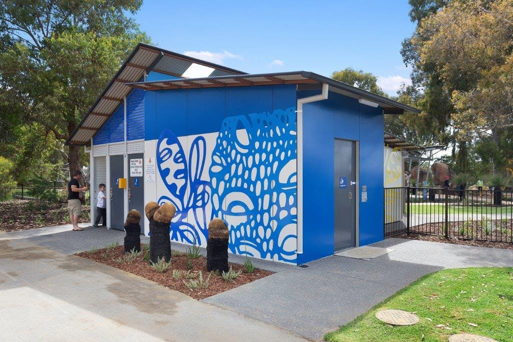 Bibra Lake Changing Places exterior