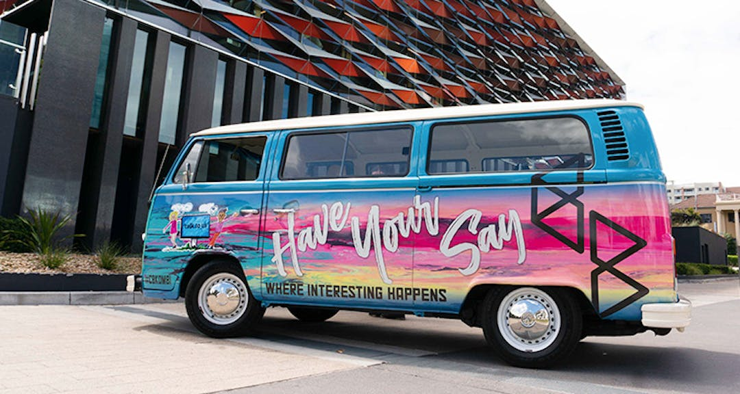 Have your say - CB Kombi