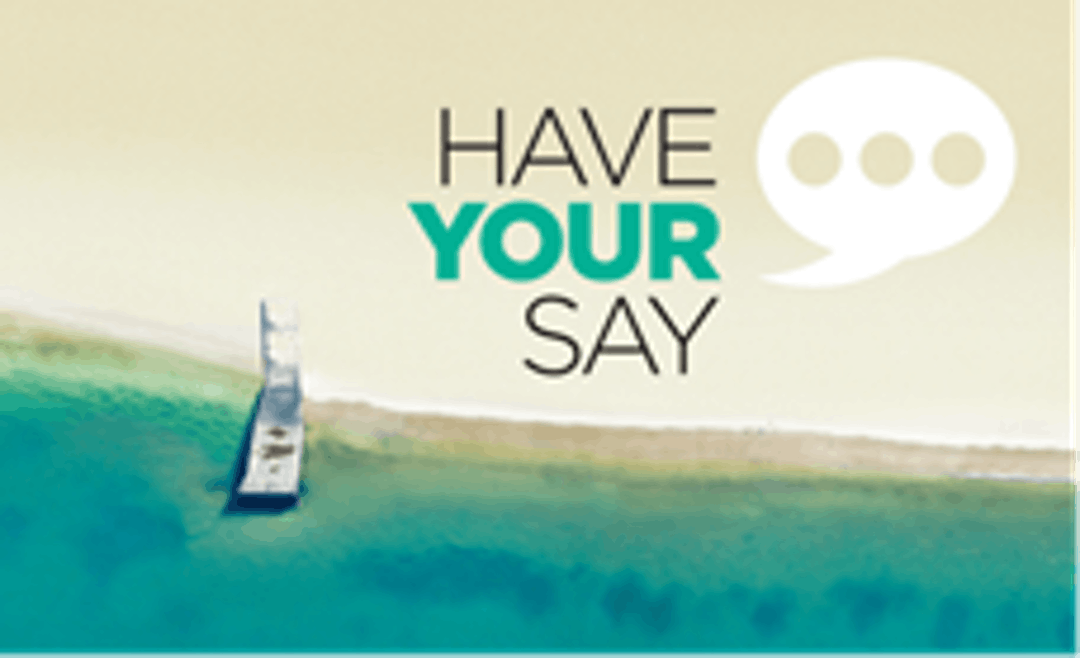 Have your say   square image