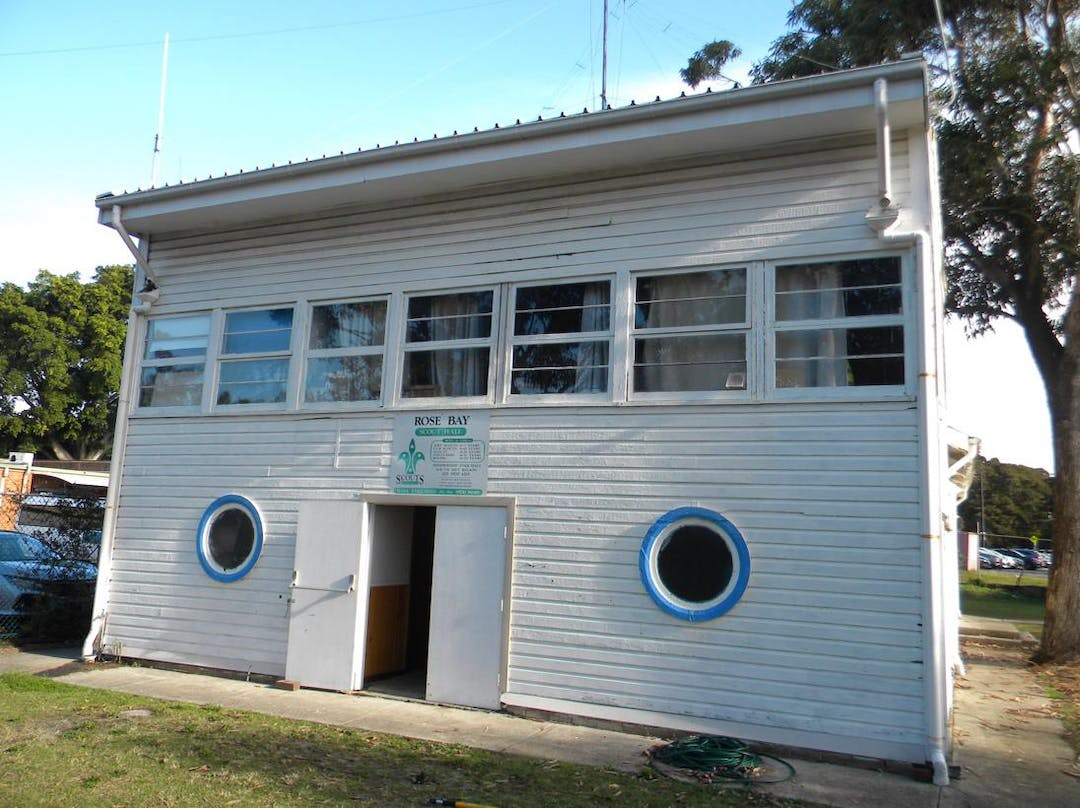 Rose Bay Scout Hall