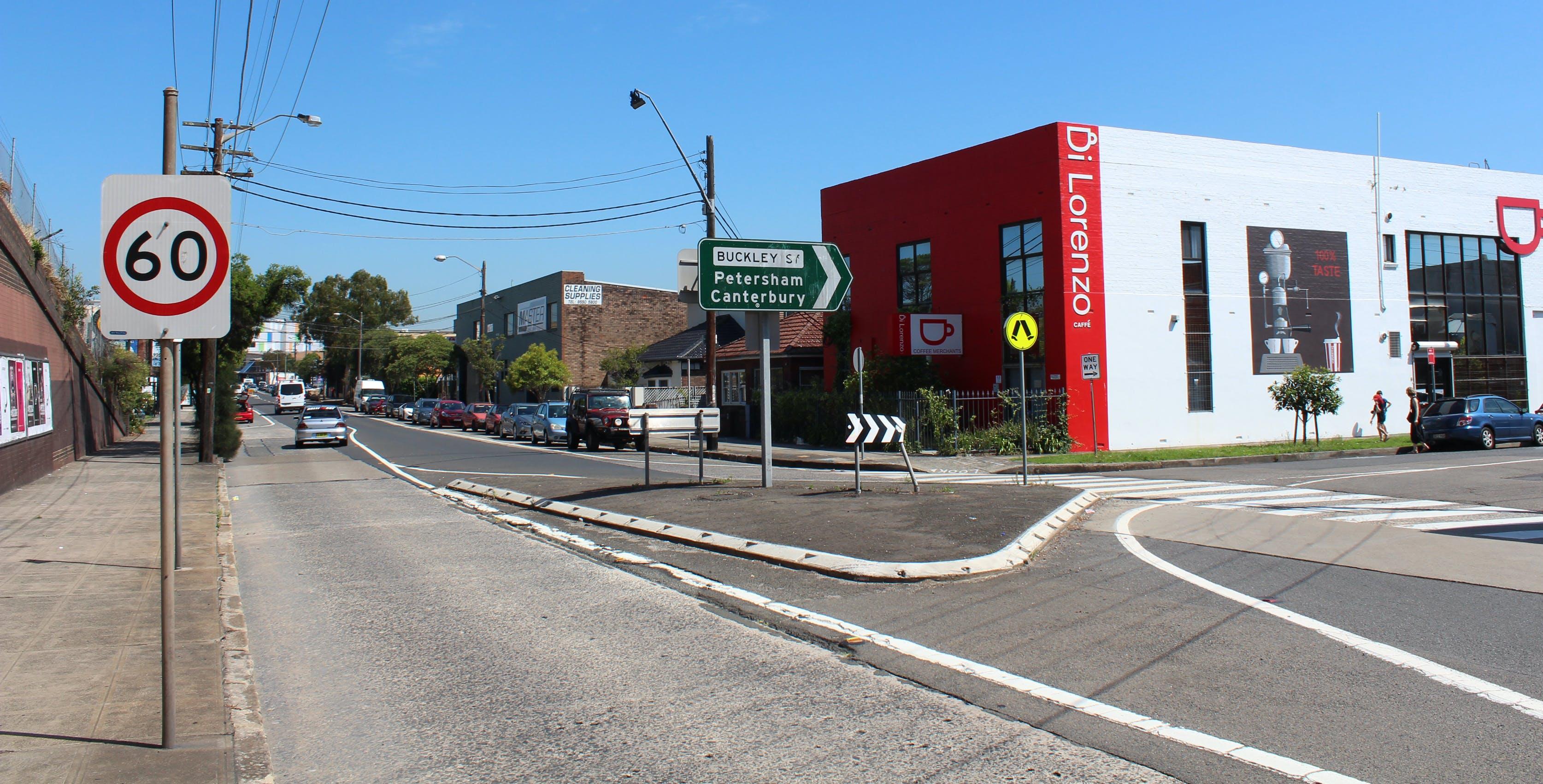 Marrickville Road East Image