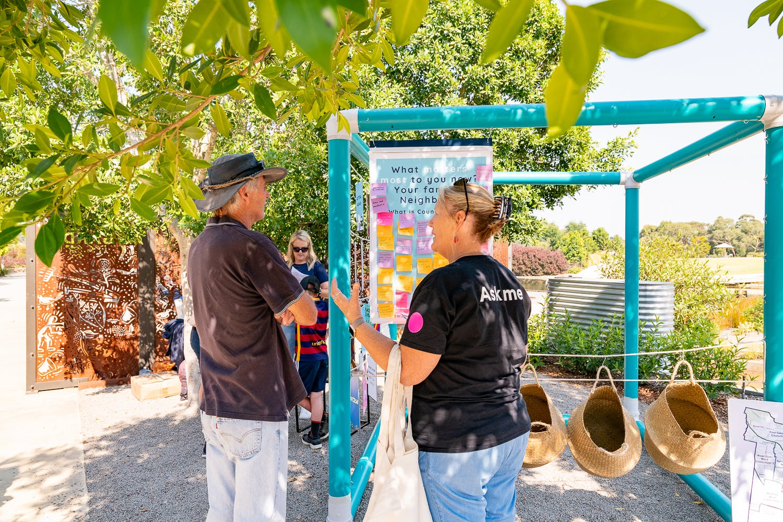 Casey Conversations @ Cranbourne Botanical Gardens